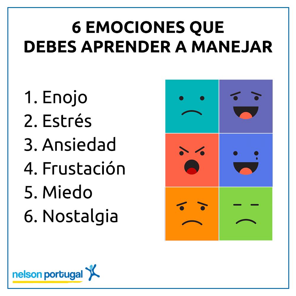 Tecnicas para poder controlar las emociones negativas
